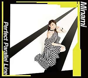 【Amazon.co.jp限定】Minami 8thアルバム「Perfect Parallel Line」 (複製サイン&コメント入り L判ブロマイド付)