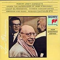 Stravinsky;Chant Du Rossign