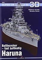 Battlecruiser: Fast Battleship Haruna (Super Drawings in 3d)