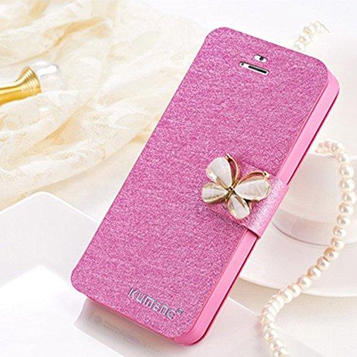 Kayiyasu【カイヤス】iPhone5/5s/SE iPhone6/6s plus 手帳型 蝶 ...