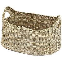 シーグラス製 小物収納バスケット