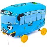 Tayo the Little bus 車輪付きウォーキングバルーン 誕生日デコレーション ピクニックパーティー用品 ベビーシャワー