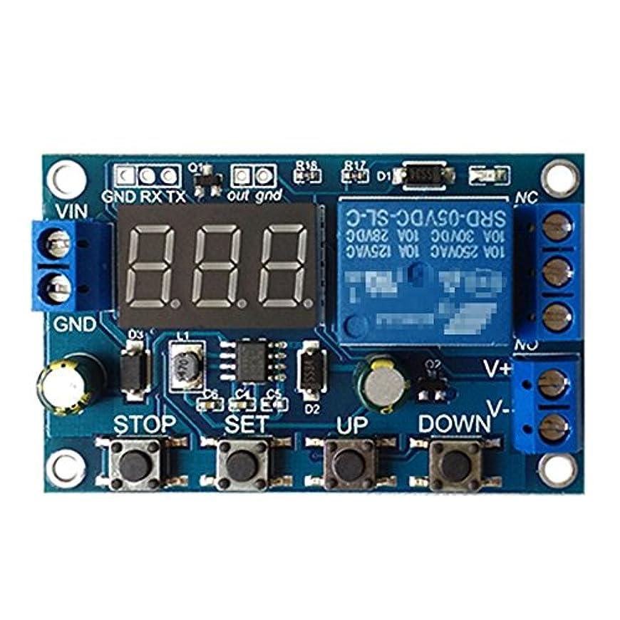明快時間政府GAOHOU バッテリ充電放電ボード過小/過電圧保護モジュールDC 6-40V