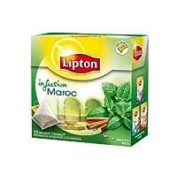 Lipton - Infusions Maroc - 20 Sachets Pyramide - Lot de 3