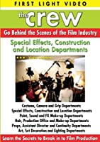 Special Effects Construction & Location [DVD] [Import]