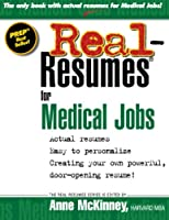 Real-resumes for Medical Jobs