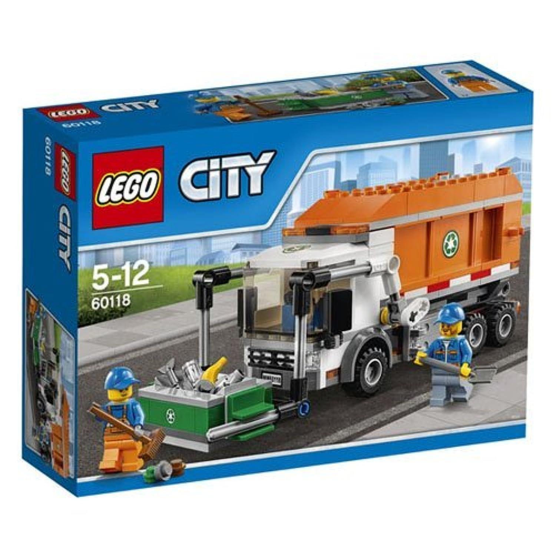 City - Garbage Truck New [並行輸入品]