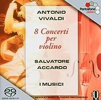 Vivaldi: Violin Concertos by I Musici (2004-10-18)