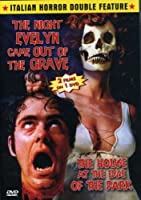 Night Evelyn Came Out of the Grave/House at the ed [DVD] [Import]