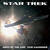 Star Trek 2008 Calendar: Ships of the Line