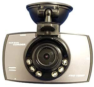 振動 感知 で いたずら 防止 高画質 ドライブレコーダー 広角 暗視 Gセンサー 搭載