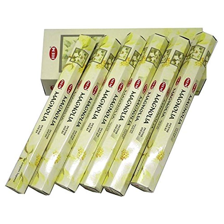 フリッパーハッピーエキスパートHEM社 インド製 ステックタイプ香 1箱20本入 (マグノリア)
