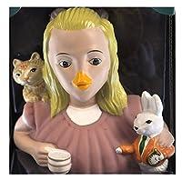CelebriDucks 81032 Alice in Wonderland Rubber Duck