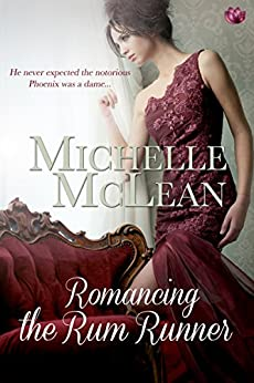 Romancing the Rumrunner (Entangled Scandalous) by [McLean, Michelle]