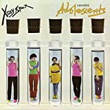 GERMFREE ADOLESCENTS [LP] (TEST TUBE CLEAR COLORED VINYL WITH BLUE SPLATTER) [12 inch Analog]