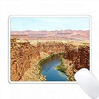 コロラド川、グレンキャニオン、アリゾナ州、ユタ州、米国。 PC Mouse Pad パソコン マウスパッド