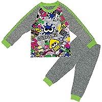 (バンダイ) BANDAI スプラトゥーン2 光るパジャマ 長袖 パジャマ上下セット 【2434915】