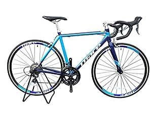 TRIACE(トライエース) S130-2015 700x23C ロードバイク 約9.9kg デュアルコントロール16SPEED ブルーツートン (480mm(お客様組み立て))