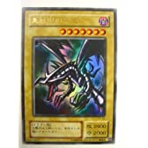 遊戯王カード 真紅眼の黒竜 ウルトラレア PG-09