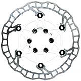 (アシマ/ASHIMA)(自転車用ブレーキ関連パーツ)flo-tor フローティングローター 140mm ホワイト