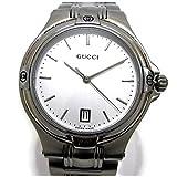 グッチ[GUCCI] 9040M デイト付き メンズ腕時計 [中古]