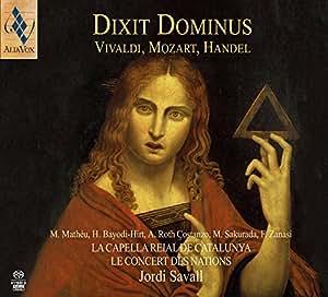 Vivaldi/Mozart/Handel: Dixit D