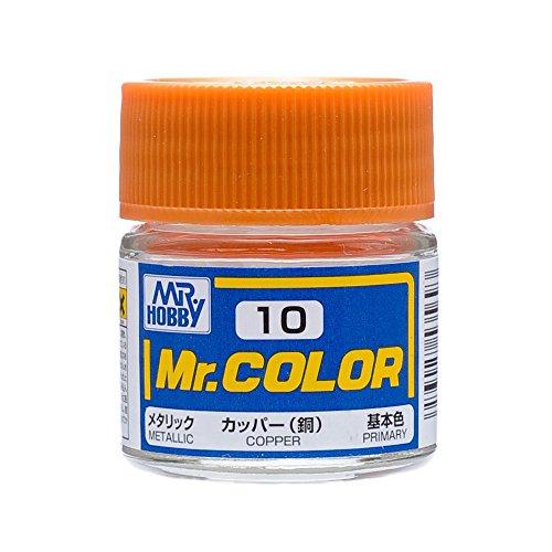 Mr.カラー C10 カッパー 銅   塗料