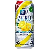 キリン 氷結ZERO シチリア産レモン 缶 500ml