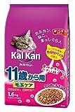 カルカン ドライ 高齢猫 11歳から用 毛玉ケア かつおとチキン味 1.6kg [キャットフード]