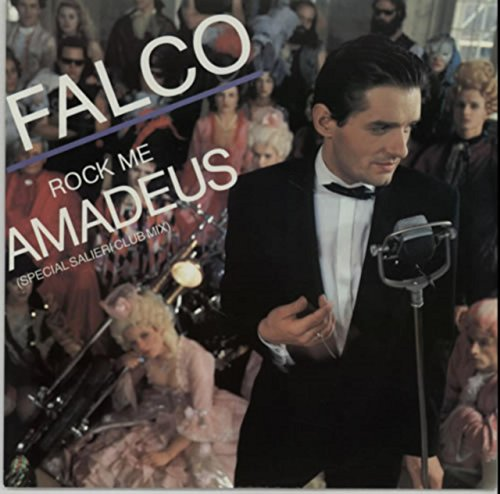 Rock Me Amadeus - Salieri Club Mix