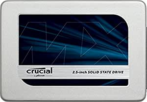 Crucial [ 2016年モデル ] 内蔵SSD 2.5インチ MX300 525GB ( 3D TLC NAND / SATA 6Gbps / 3年保証)正規代理店 CT525MX300SSD1
