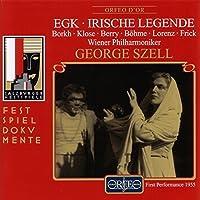 Irische Legende by WERNER EGK (2001-07-24)