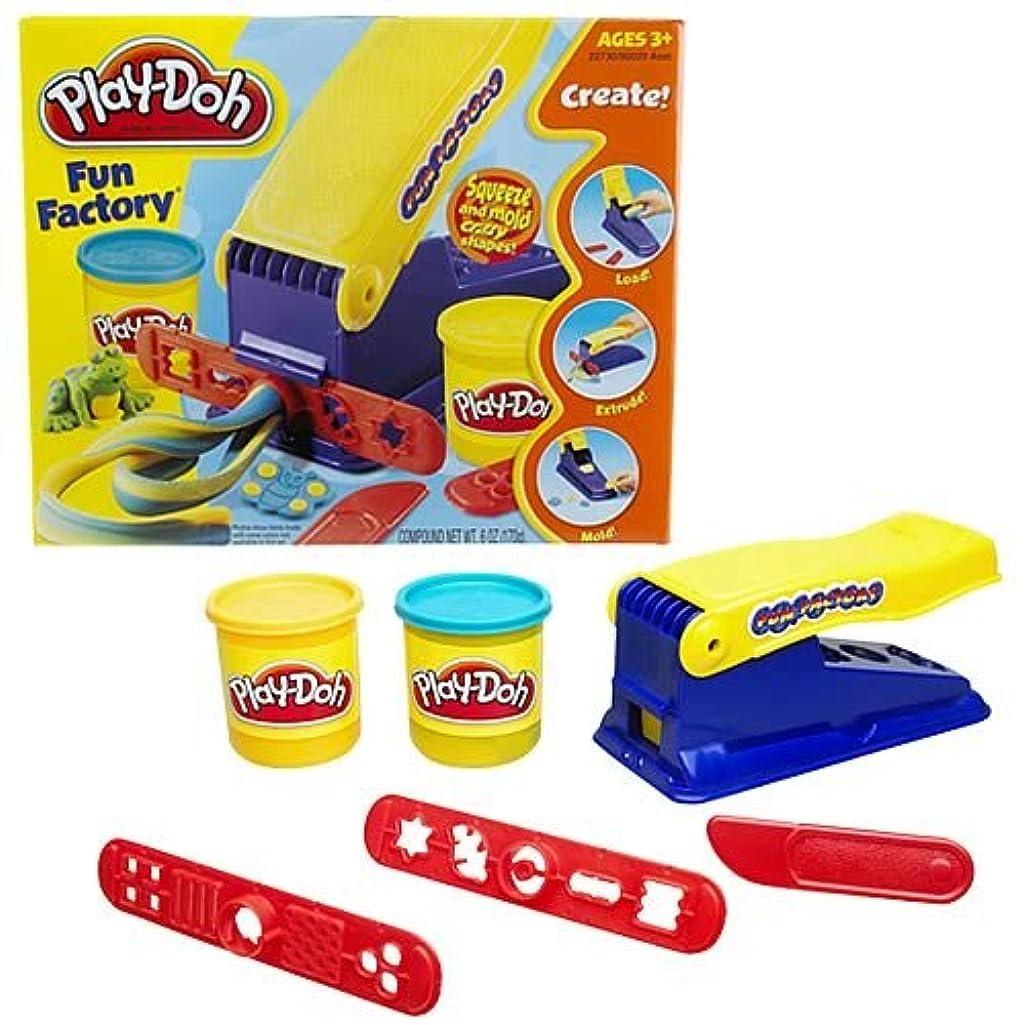 プレイドー Play-Doh ファンファクトリー Fun Factory [並行輸入品]