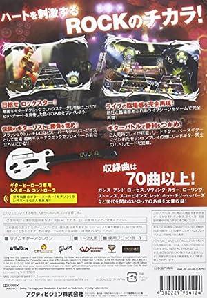 ギターヒーロー3 レジェンド オブ ロック(ソフト単体) - Wii