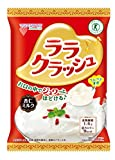 [トクホ]マンナンライフ 蒟蒻畑ララクラッシュ 杏仁ミルク(24g×8個)×12袋