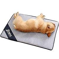 この夏あなたのペットを涼しくしておくのを助ける犬のための冷却パッド、無毒、すばらしい犬用アクセサリー (Color : A, Size : 50x70cm)