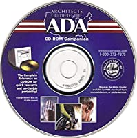 Architects Guide To The ADA CD-ROM ONLY [並行輸入品]