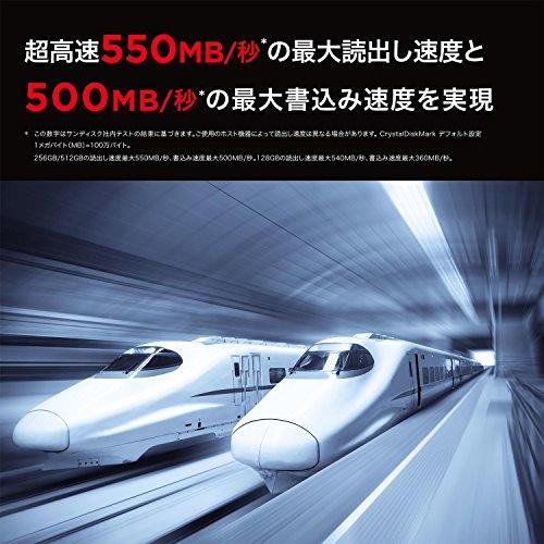 『SanDisk mSATA SSD UltraII 256GB [国内正規品]メーカー3年保証付 SDMSATA-256G-G25』の3枚目の画像