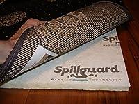 Carpenter 3'x5' 1/2 Visco- Elastic Memory Foam Spillguard DuPont Barrier Rug Pad [並行輸入品]