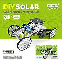 Rabugoo Hiinst 4wdクライマーdiyクライミング子供車のモデルおもちゃの車アセンブリキット赤ちゃん四輪駆動楽しいおもちゃ男の子のためのホリデーギフト
