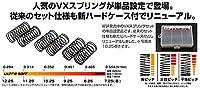 VXスプリング 14x32x1.0mm 10.25 巻 等ピッチ(2pcs)