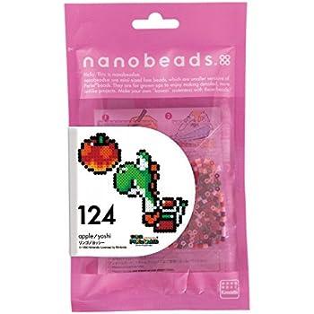 ナノビーズ 124 リンゴ/ヨッシー 80-63048