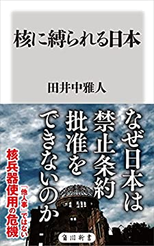 核に縛られる日本の書影
