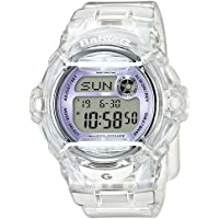 Casio Baby G Women BG169R-7E Year-Round Digital Automatic White Watch