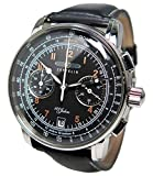 [ツェッペリン] ZEPPELIN 腕時計 クロノグラフ スモールセコンド 100周年記念モデル クオーツ ドイツ製 7674-2 メンズ [並行輸入品]