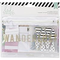 Heidi Swapp 369303#2 Wanderlust Flea Market Pouch Kit