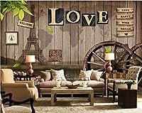 壁紙壁壁画愛ホイール背景壁壁装飾アートHDプリントポスター画像写真、500×320センチ(WxH)