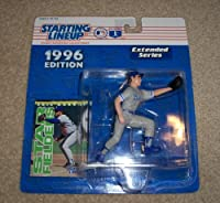 1996 Eric Karros MLB Extended Series Starting Lineup