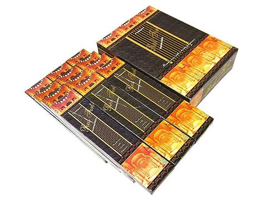 ポルトガル語ソロ光沢YADALAM(ヤーダラム) REDFORT レッドフォート香 スティック 12箱セット