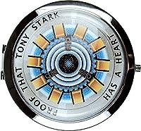 ティーズファクトリー ミラー アーク・リアクター Φ6.6×D0.8cm マーベル Wコンパクトミラー MV-5537117AR